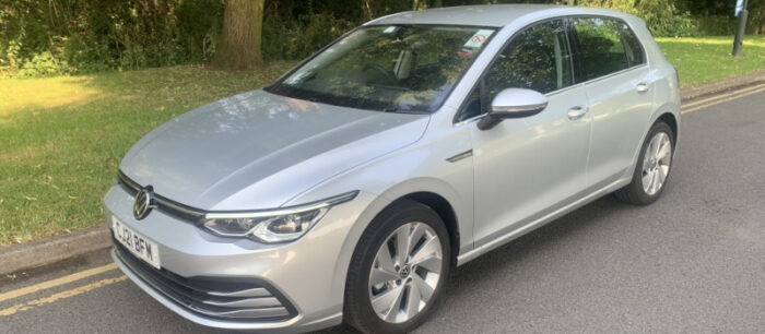 VW Golf corporate car for hire
